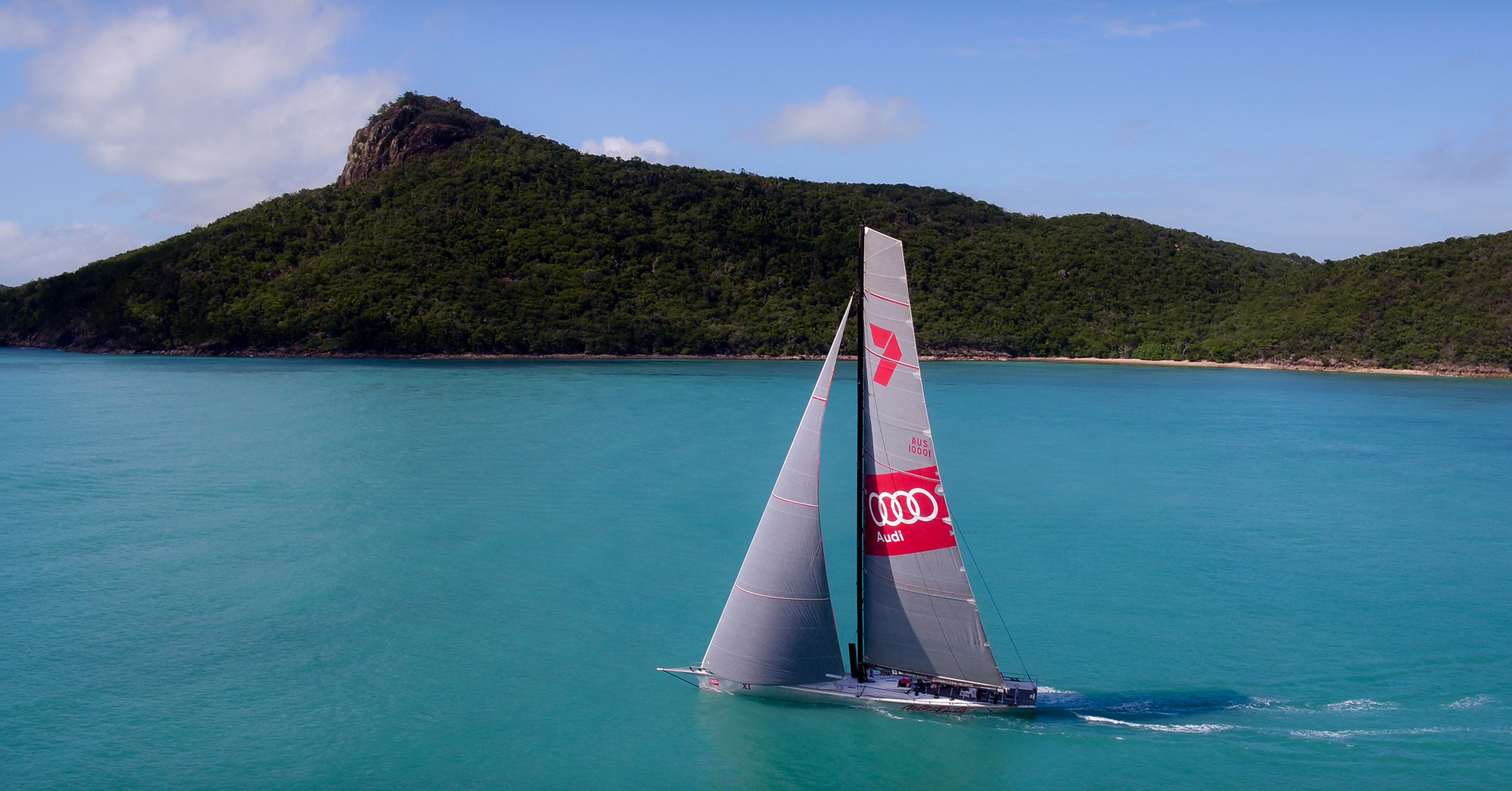INTERNATIONAL RECOGNITION FOR SUPERMAXI YACHT, WILD OATS XI