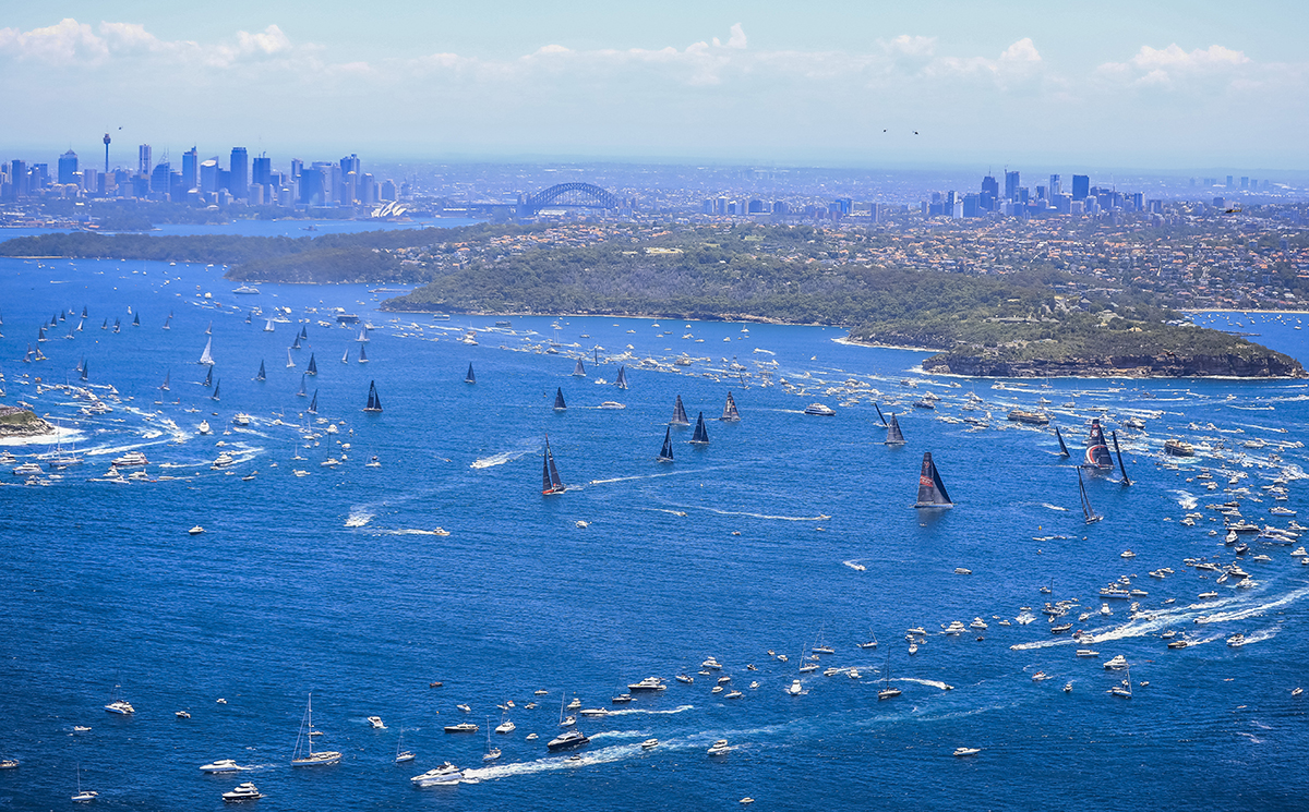 WILD OATS XI – A RACE AGAINST TIME FOR THE START OF THE ROLEX SYDNEY-HOBART RACE