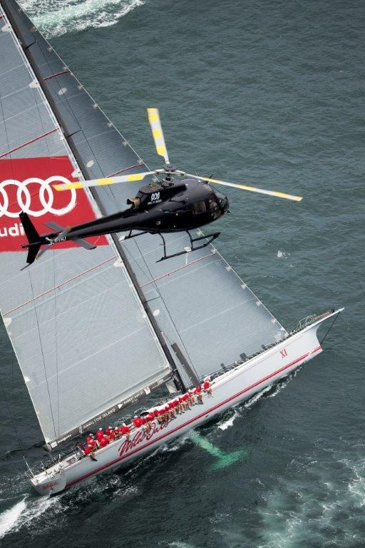 SANTA MAY DELIVER A SLEIGH RIDE FOR YACHTS IN THE ROLEX SYDNEY HOBART RACE